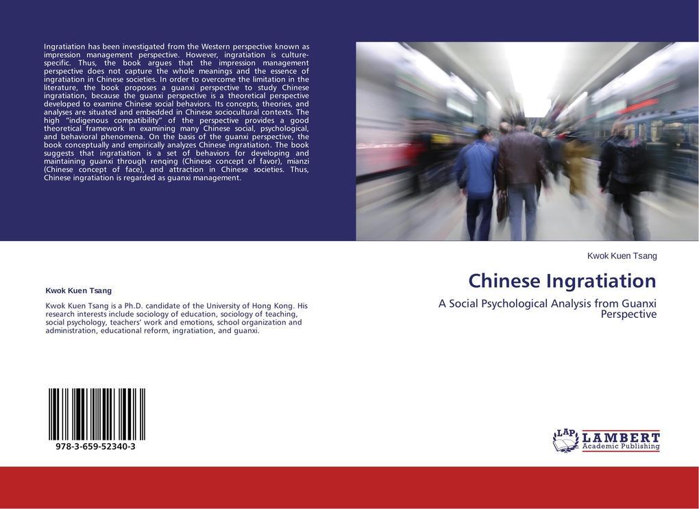 Chinese Ingratiation als Buch (kartoniert)