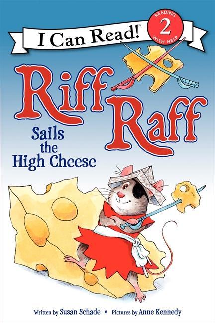 Riff Raff Sails the High Cheese als Buch (gebunden)
