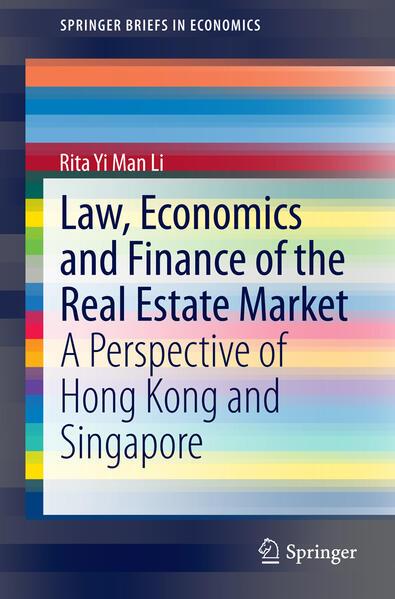 Law, Economics and Finance of the Real Estate Market als Buch (kartoniert)