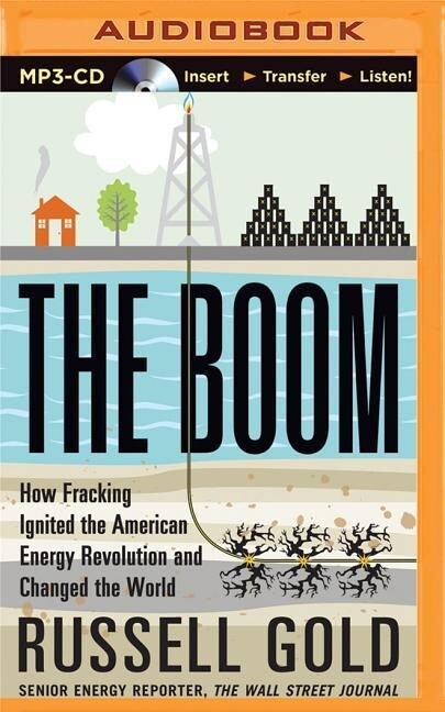 The Boom: How Fracking Ignited the American Energy Revolution and Changed the World als Hörbuch CD