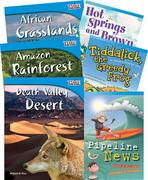 Exploring Biomes 6-Book Set (Themed Fiction and Nonfiction)
