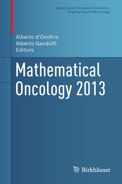 Mathematical Oncology 2013 als Buch (gebunden)