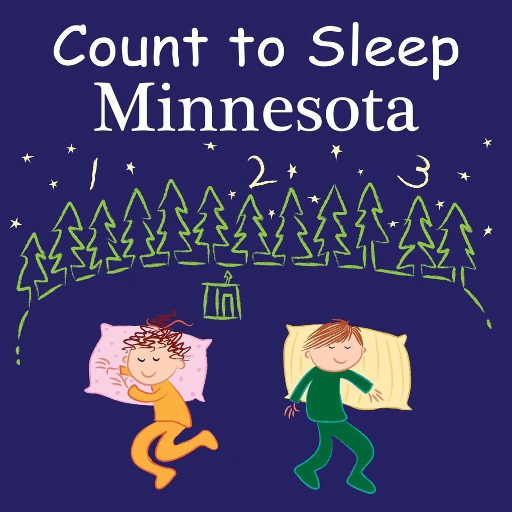 Count to Sleep Minnesota als Buch (kartoniert)