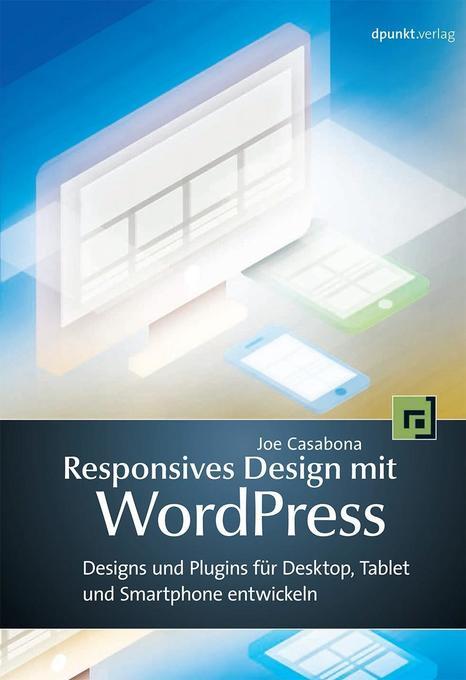 Responsives Design mit WordPress als Buch (kartoniert)