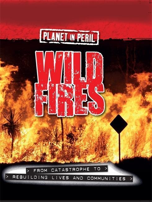 Planet in Peril: Wild Fires als Buch (gebunden)