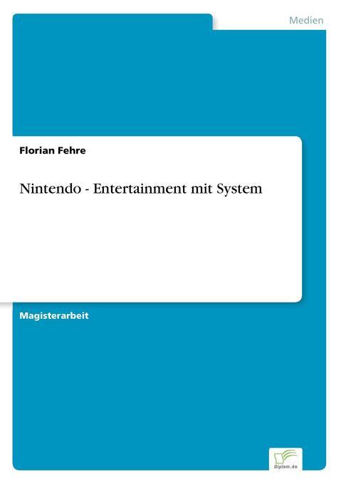 Nintendo - Entertainment mit System als Buch (kartoniert)
