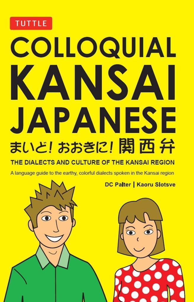 Colloquial Kansai Japanese als eBook epub