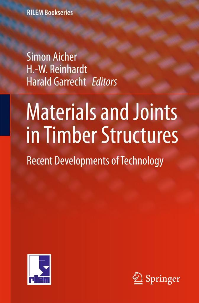 Materials and Joints in Timber Structures als eBook pdf