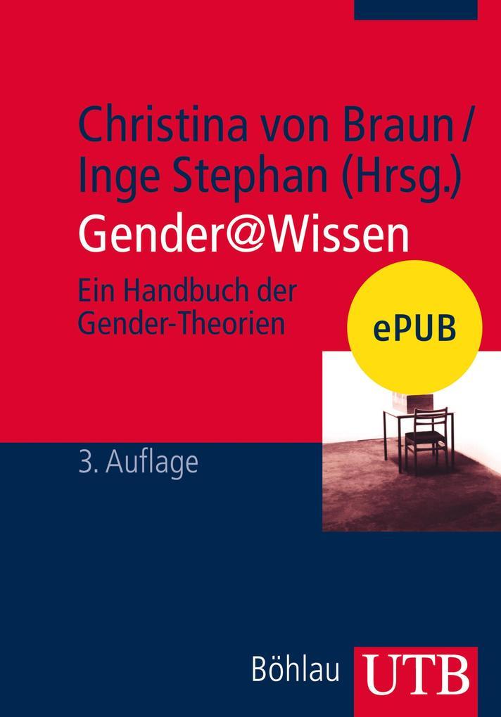 Gender@Wissen als eBook epub