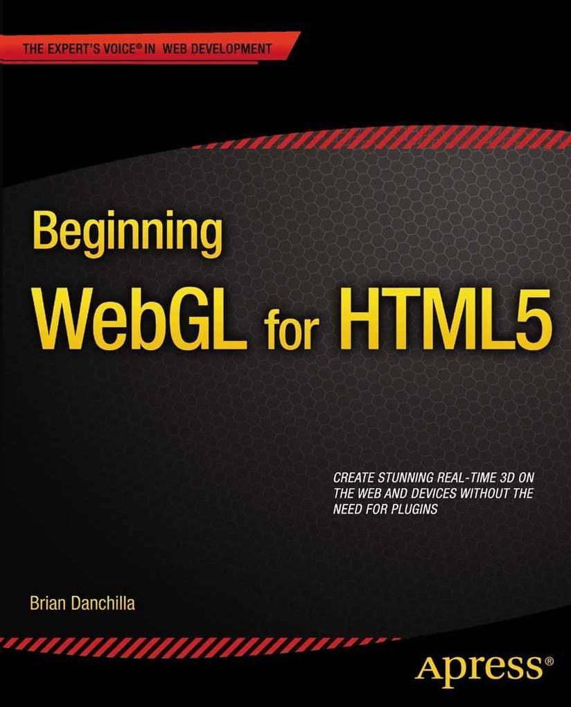 Beginning WebGL for HTML5 als eBook pdf
