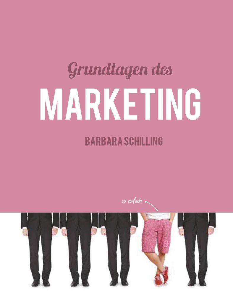 Grundlagen des Marketing als eBook epub