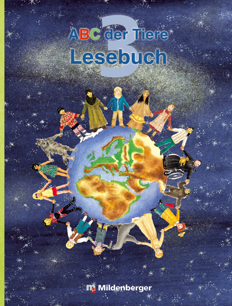 ABC der Tiere 3. Lesebuch, Ausgabe Bayern als Buch (gebunden)
