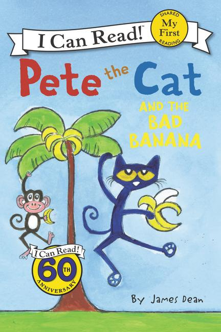 Pete the Cat and the Bad Banana als Taschenbuch