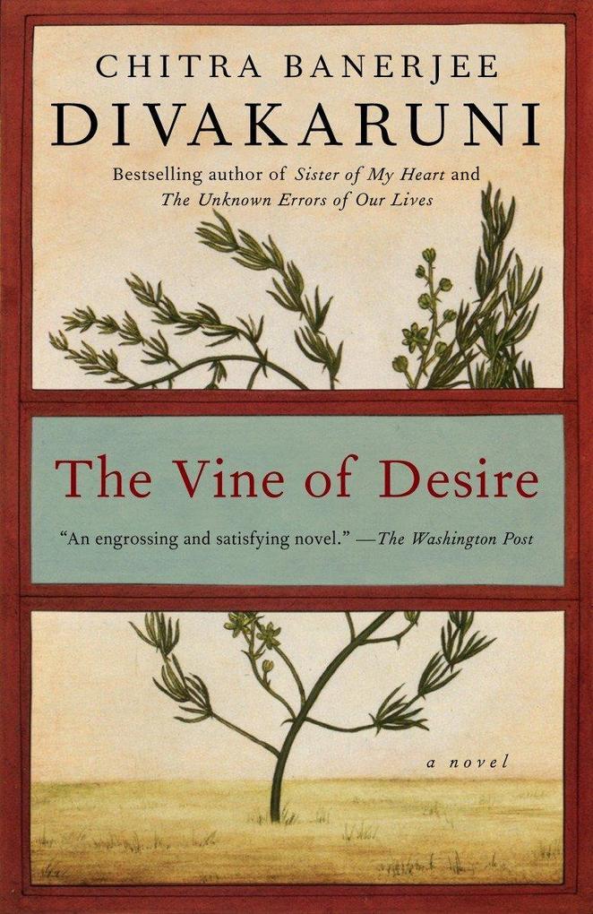 The Vine of Desire als Taschenbuch