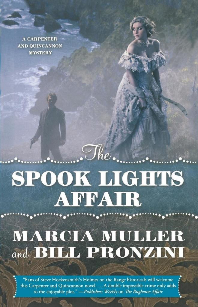 THE SPOOK LIGHTS AFFAIR als Taschenbuch