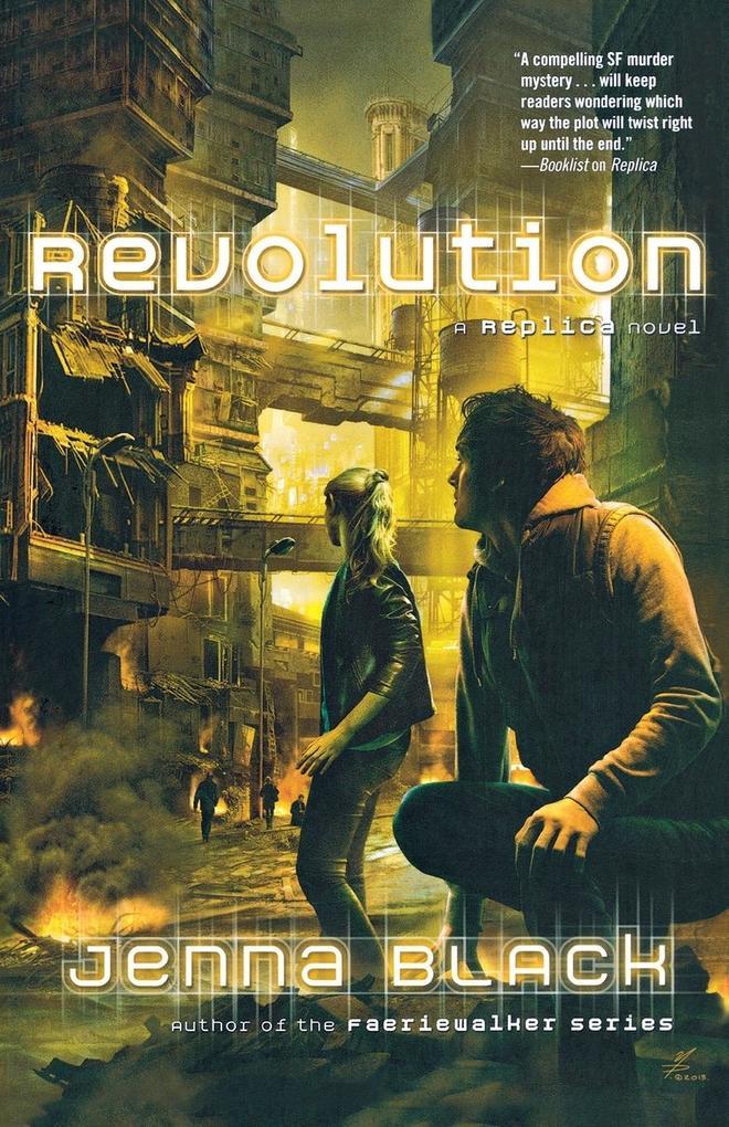 REVOLUTION als Taschenbuch