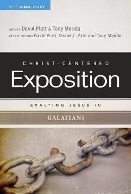 Exalting Jesus in Galatians als Taschenbuch