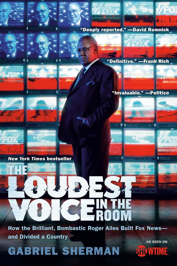 The Loudest Voice in the Room als Taschenbuch