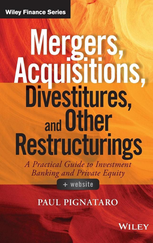 Mergers and Acquisitions + WS als Buch (gebunden)