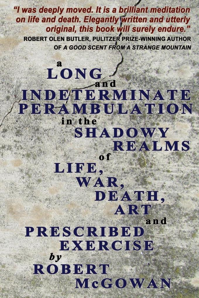 A Long And Indeterminate Perambulation als Taschenbuch