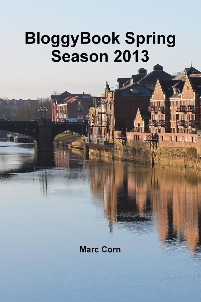BloggyBook Spring Season 2013 als Taschenbuch