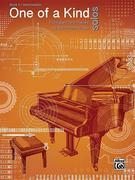 One of a Kind Solos, Book 4: 8 Unique Piano Pieces