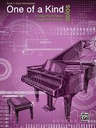 One of a Kind Solos, Book 3: 9 Unique Piano Pieces