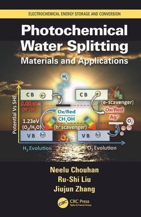 Photochemical Water Splitting: Materials and Applications als Buch (gebunden)