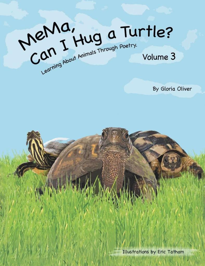 MeMa, Can I Hug a Turtle? als Taschenbuch