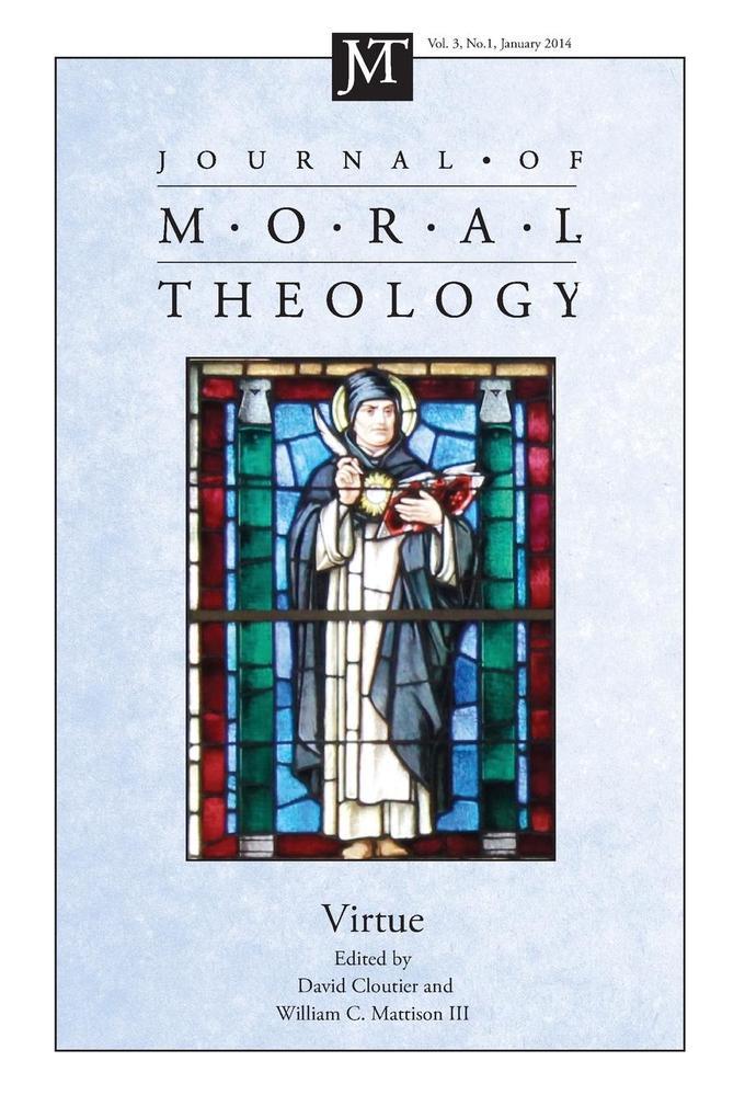 Journal of Moral Theology, Volume 3, Number 1 als Taschenbuch