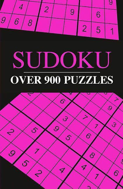 Sudoku als Taschenbuch