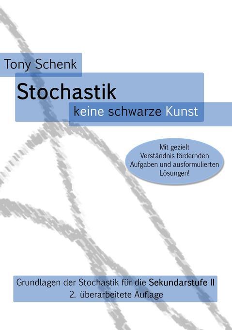 Stochastik - keine schwarze Kunst als Buch (kartoniert)
