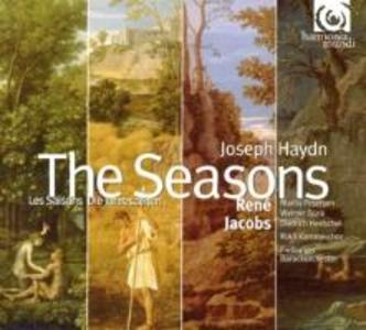 Die Jahreszeiten als CD