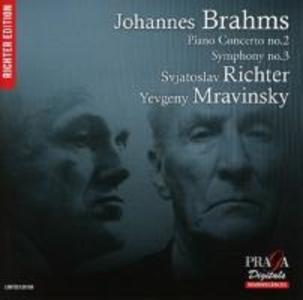 Klavierkonzert 2/Sinfonie 3 als CD