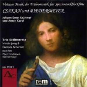 Csakan und Biedermeier-Musik der Frühromantik als CD