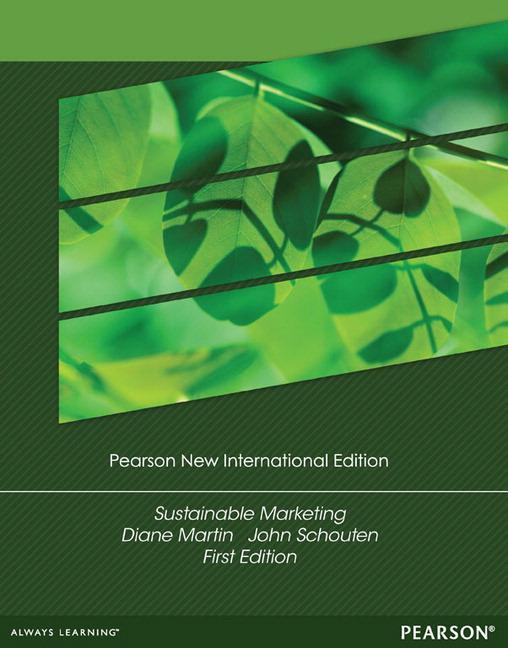 Sustainable Marketing: Pearson New International Edition als Buch (kartoniert)