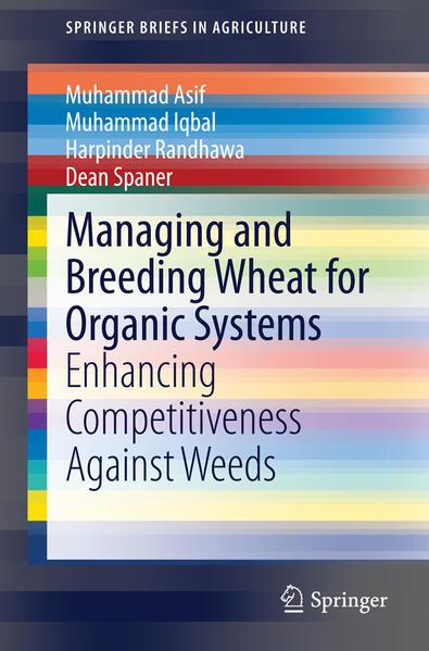 Managing and Breeding Wheat for Organic Systems als Buch (kartoniert)