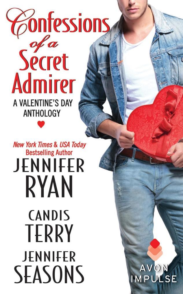 Confessions of a Secret Admirer als eBook epub