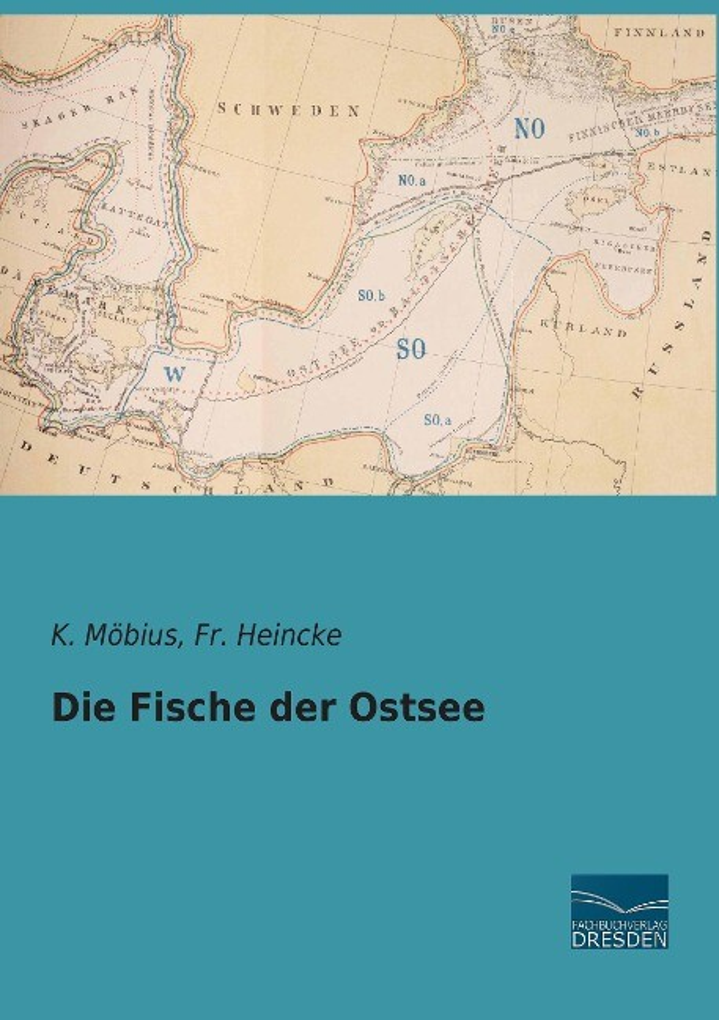 Die Fische der Ostsee als Buch (kartoniert)