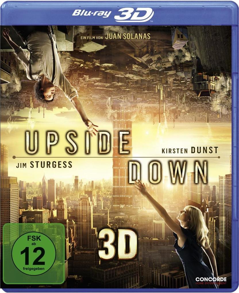 Upside Down 3D als Blu-ray