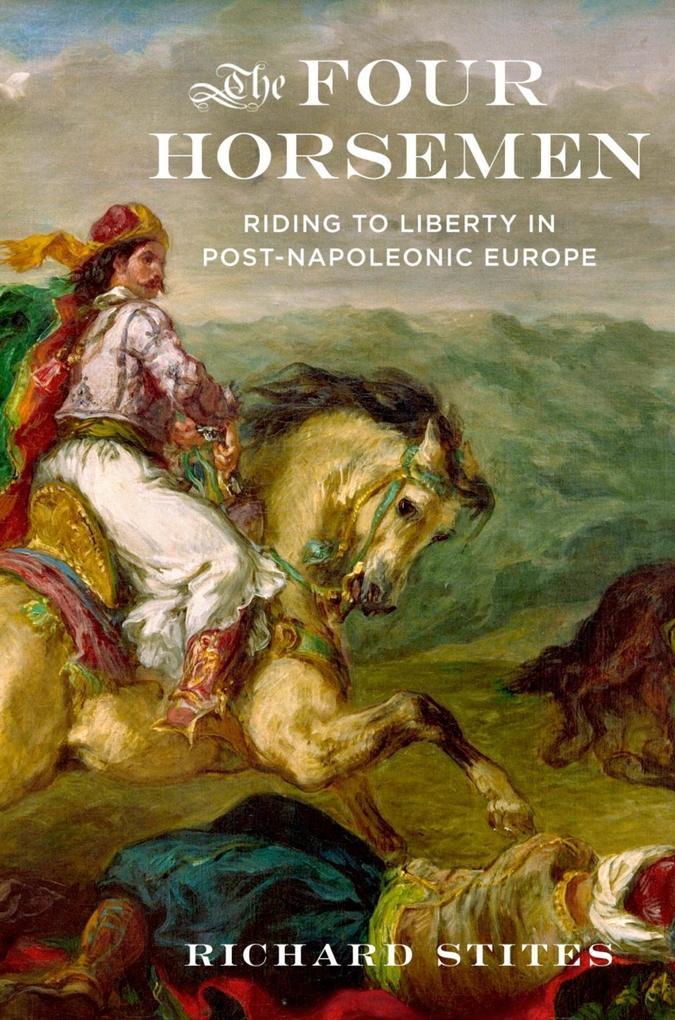 The Four Horsemen als eBook epub