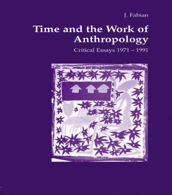 Time and the Work of Anthropology als eBook epub