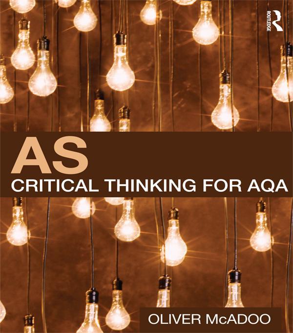 AS Critical Thinking for AQA als eBook pdf
