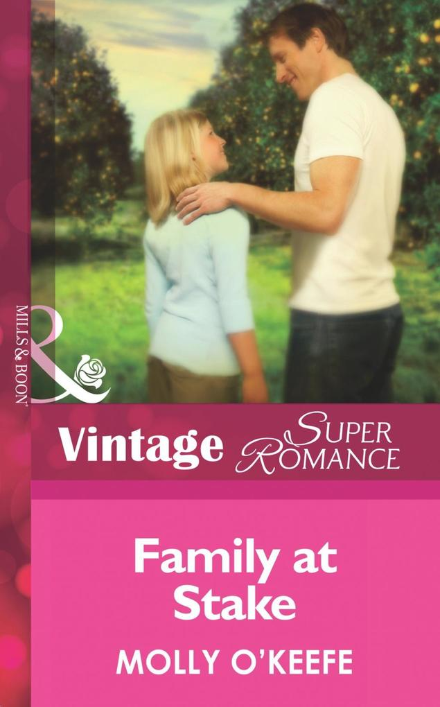 Family at Stake (Mills & Boon Vintage Superromance) (Single Father, Book 15) als eBook epub