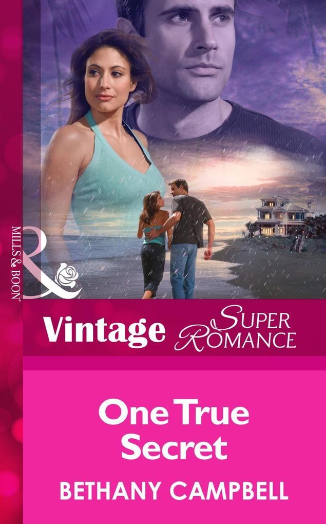 One True Secret (Mills & Boon Vintage Superromance) als eBook epub