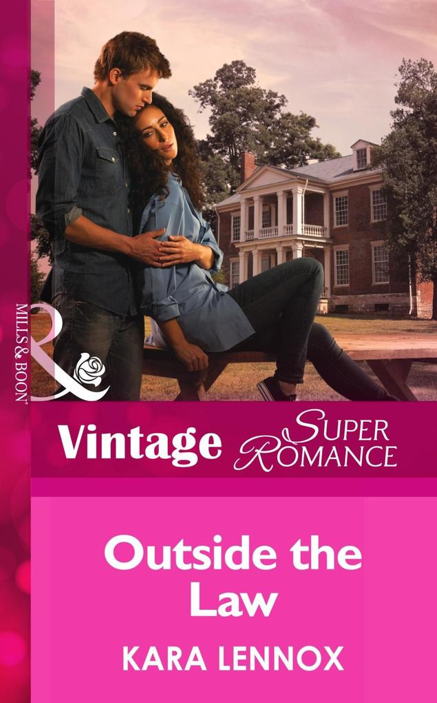 Outside the Law (Mills & Boon Vintage Superromance) (Project Justice, Book 4) als eBook epub
