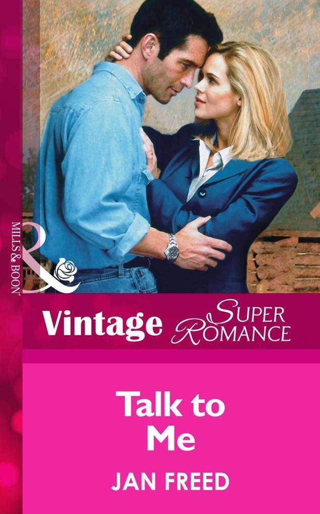 Talk To Me (Mills & Boon Vintage Superromance) als eBook epub