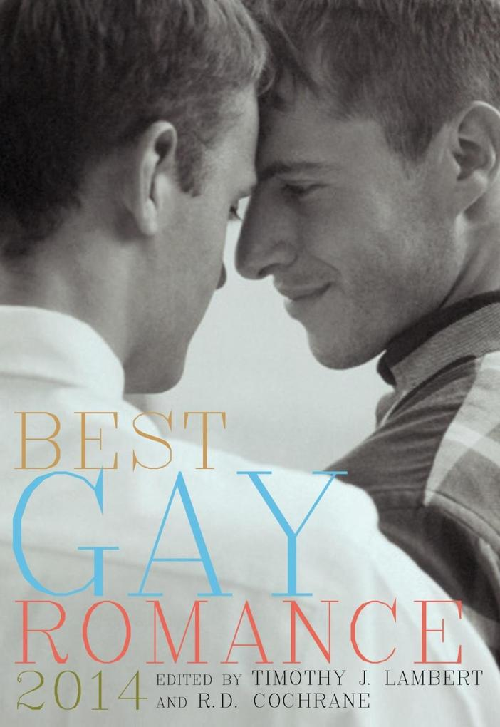 Best Gay Romance 2014 als eBook epub