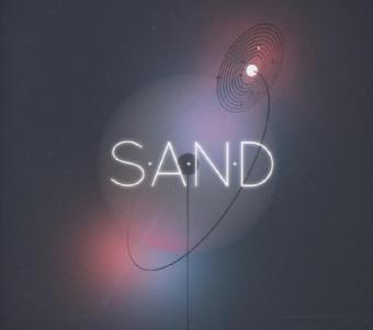 Sand als CD