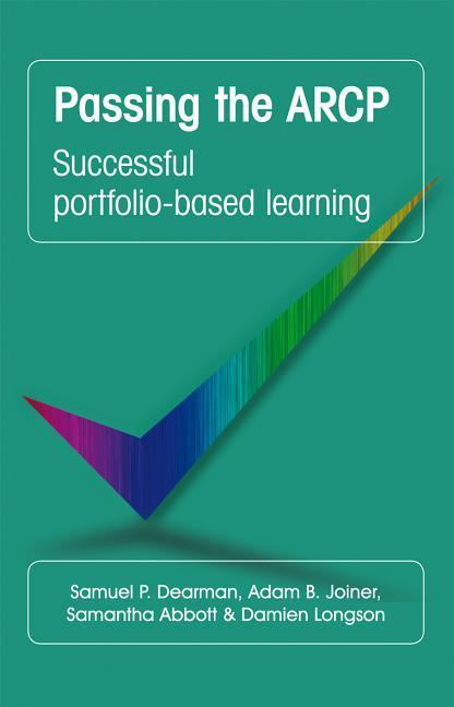 Passing the Arcp: Successful Portfolio-Based Learning als Taschenbuch
